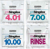 Oakton pH Singles Assortment Pack